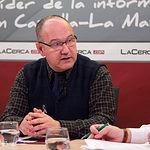 Inocente Jiménez Herráiz, presidente de la Asociación Desarrollo Autismo de Albacete