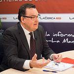 Santos Prieto, presidente de la Asociación de Empresarios de Campollano (ADECA).
