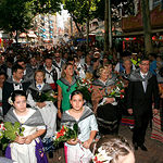 Cospedal en la Feria de Albacete