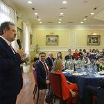"""El comisario jefe provincial de Albacete se jubila recibiendo el """"reconocimiento"""" por su """"dedicación y compromiso"""""""