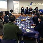 Desayuno Empresarial basado en el 'Nuevo Reglamento Europeo de Protección de Datos'. ADECA.