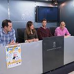 Presentación del V Torneo Benéfico de Pádel y Tenis a beneficio de AFANION