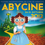 Cartel de Abycine 2012