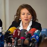 Aurelia Sánchez, consejera de Bienestar Social de la Junta de Comunidades de Castilla-La Mancha