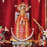 Imagen de la Virgen de Los Llanos, Patrona de Albacete.