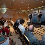 Entrega del I Premio del Capítulo de Albacete de la Fundación Toro de Lidia . Foto: Manuel Lozano García / La Cerca