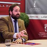 Francisco Núñez, presidente del PP de Castilla-La Mancha. Foto: Manuel Lozano García / La Cerca