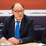 Manuel Martínez, presidente de OPA en Castilla-La Mancha.