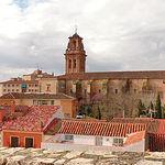 Iglesia de La Asunción, declarada Monumento Histórico-Artístico en 1983.