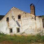 Antigua casa de los obreros que trabajaban en las Reales Fábricas de San Juan de Alcaraz.