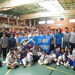 Judo Club Albacete-Escolapios mejor club de la Provincia por 3ª vez consecutiva.