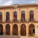 Lonja Alhorí, actual ayuntamiento de Alcaraz.