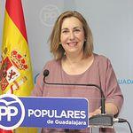 Silvia Valmaña, diputada nacional del PP.