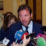 Oscar Puente, presidente de la Red Española de Ciudades Saludables -RECS-