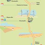Las sabinas y las avutardas constituyen uno de los muchos atractivos del paraje que se puede contemplar en El Bonillo