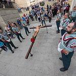 Procesión del Santo Entierro. Viernes Santo. Semana Santa de Albacete 2017
