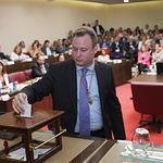 Sesión Constitutiva del Pleno Municipal del Ayuntamiento de Albacete del 15 de junio de 2019.