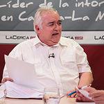 Francisco Hurtado Párraga, presidente de la Junta Directiva de la Asociación de Vecinos del Barrio de El Pilar