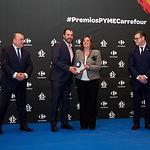 Entrega de los Premios PYME Carerfour