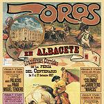 Cartel Feria Taurina de Albacete 2017.