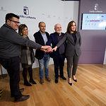 Presentación del Plan Adelante 2020-2023. Foto: Manuel Lozano García / La Cerca