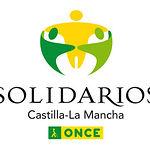 Logotipo Premios SOLIDARIOS ONCE CASTILLA-LA MANCHA