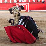 Talavante - Primer toro - Corrida 17-09-17