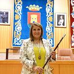 Agustina García Élez, alcaldesa de Talavera de la Reina. (Fotos: José Ramón Márquez // JCCM)