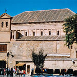 Sinagoga del Tránsito, síntesis de las tres culturas y exponente de la importancia social de la comunidad judía en Toledo.