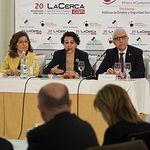 Turno de preguntas del VIII Foro 'Castilla-La Mancha, de Cerca'.