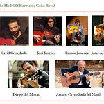 Escuela de Guitarra de Madrid (Barrio de Caño Roto)