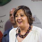 Patricia Franco, consejera de Economía, Empresas y Empleo de la JCCM