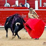 Adrián Villalba - Feria Taurina Novillada  11-09-18 - Foto- Luis Vizcaíno