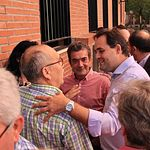 Paco Núñez se reúne con afiliados en Santa Cruz del Retamar, Santa Olalla, y Toledo