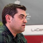 David Giménez, presidente de la APEHT