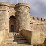 El Castillo de Chinchilla fue escenario de numerosas acciones en la Guerra de Sucesión y en la de la Independencia.