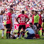Partido del Albacete Balompié contra el RCD Mallorca de la Liga 123 jugado el 16 de junio de 2019. Foto: Manuel Lozano García / La Cerca