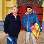 Manuel Amador padre e hijo, toda una saga de grandes toreros.
