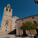 La iglesia de Santa Catalina es del siglo XVIII.