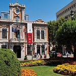 Museo Municipal de Albacete (antiguo Ayuntamiento), en la Plaza del Altozano de la capital manchega.