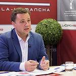 Manuel Serrano, candidato del Partido Popular a la alcaldía de Albacete