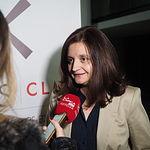 Ángela Triguero Cano (Vicedecana de Innovación y Calidad de la UCLM)- II Jornadas de Economía 'Presente y futuro del cooperativismo en Castilla-La Mancha' organizadas por ADES C-LM y la UCLM.