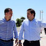 Carlos Velázquez y Paco Núñez.