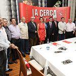 Foto de familia del Jurado de la VI edición de los Premios Samueles.