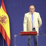 Director General Servicio Público de Empleo Estatal, Gerardo Gutiérrez
