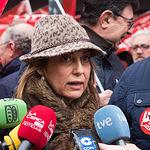 Carmen Juste, secretaria general provincial de CCOO Albacete