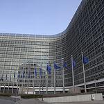 Edificio Berlamont, de la Comisión Europea, en Bruselas (Bélgica). Imagen de archivo.
