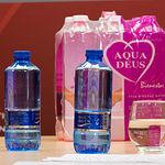 Botellas de agua Aquadeus