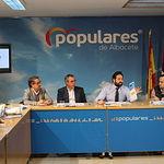 Núñez propone luchar contra la despoblación en la región con proyectos de formación y acompañamiento en materia de agricultura y hostelería de la mano de las diputaciones.
