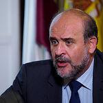 José Luis Martínez Guijarro, vicepresidente del Gobierno de Castilla-La Mancha. Foto: Manuel Lozano Garcia / La Cerca